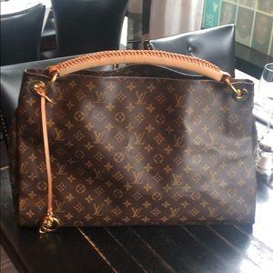 Louis Vuitton Paris Authentic Bag